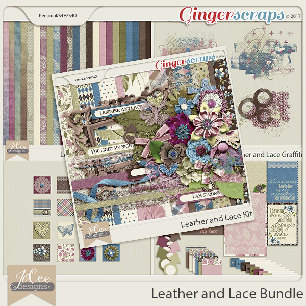 Leather and Lace Bundle