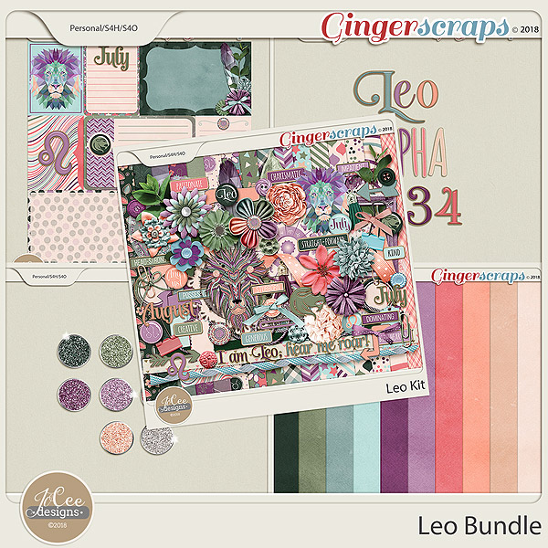 Leo Bundle by JoCee Designs