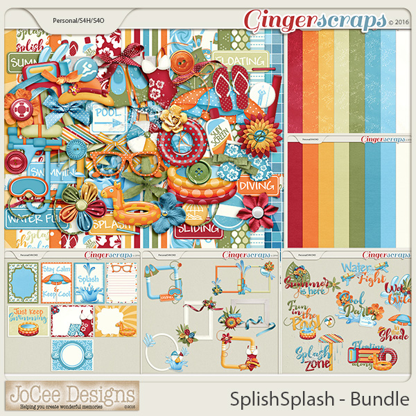 Splish Splash Bundle