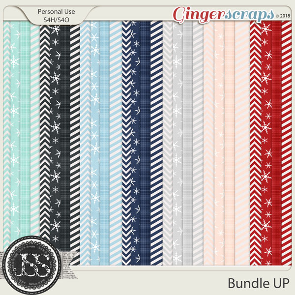 Bundle Up Pattern Papers
