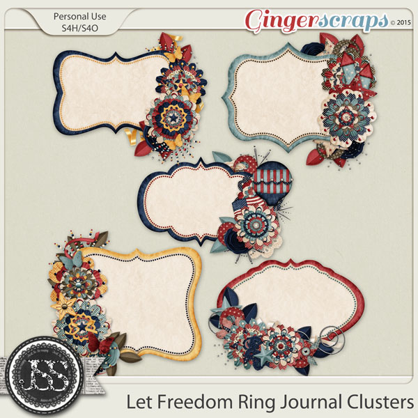 Let Freedom Ring Journal Clusters