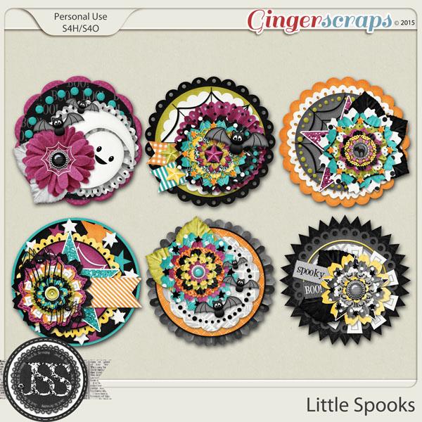Little Spooks Cluster Seals
