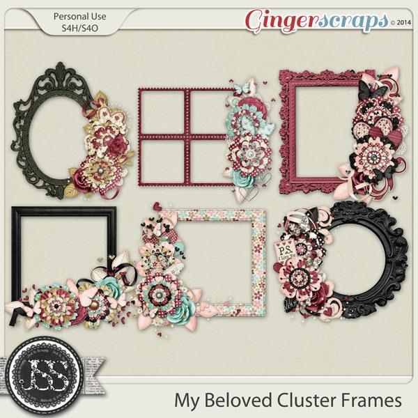 My Beloved Cluster Frames