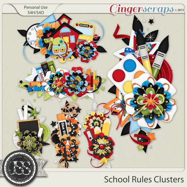 School Rules Clusters