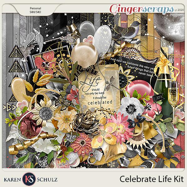 Celebrate Life Kit by Karen Schulz
