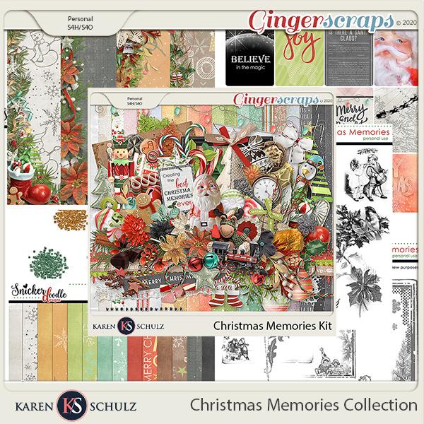 Christmas Memories Collection by Karen Schulz