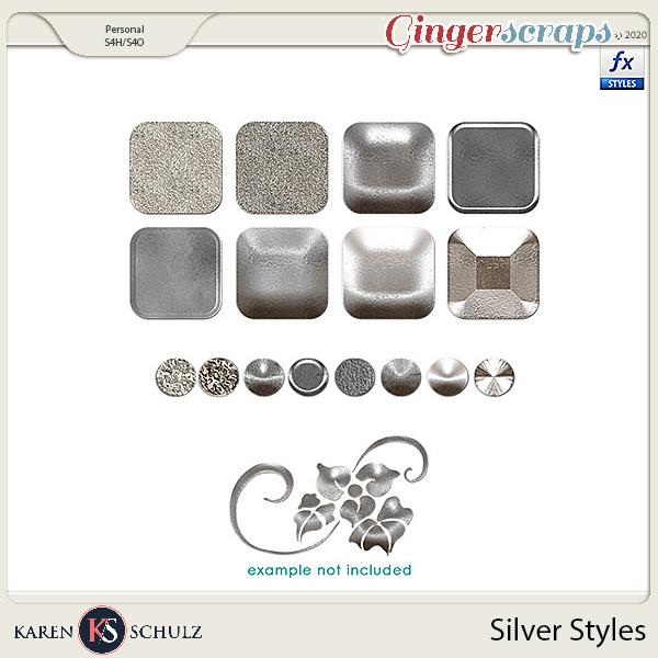 Silver Styles by Karen Schulz