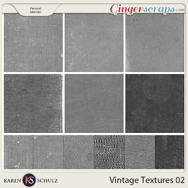 Vintage Textures 02 by SKaren Schulz