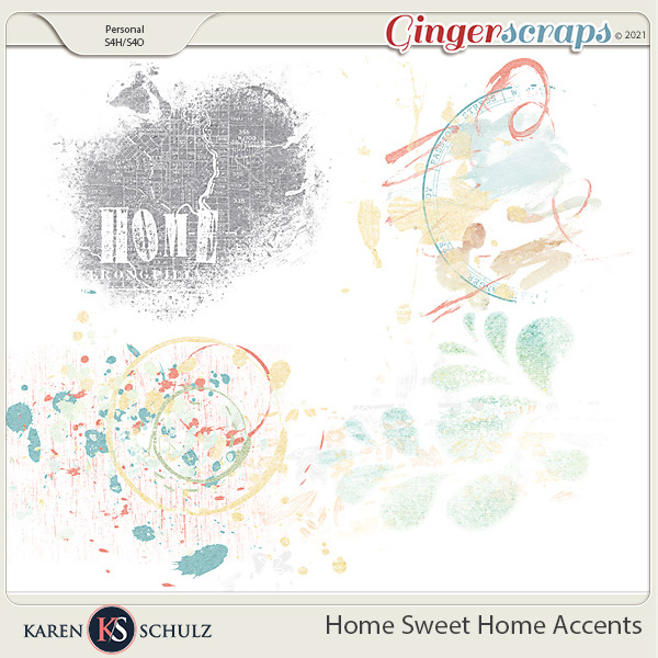 Home Sweet Home Accents by Karen Schulz