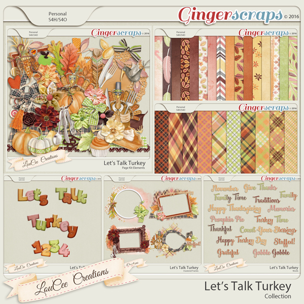Let's Talk Turkey Collection