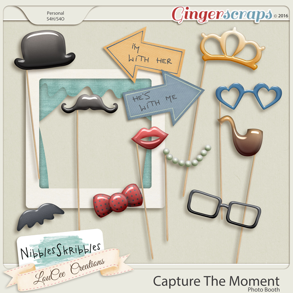 Capture The Moment Photo Booth