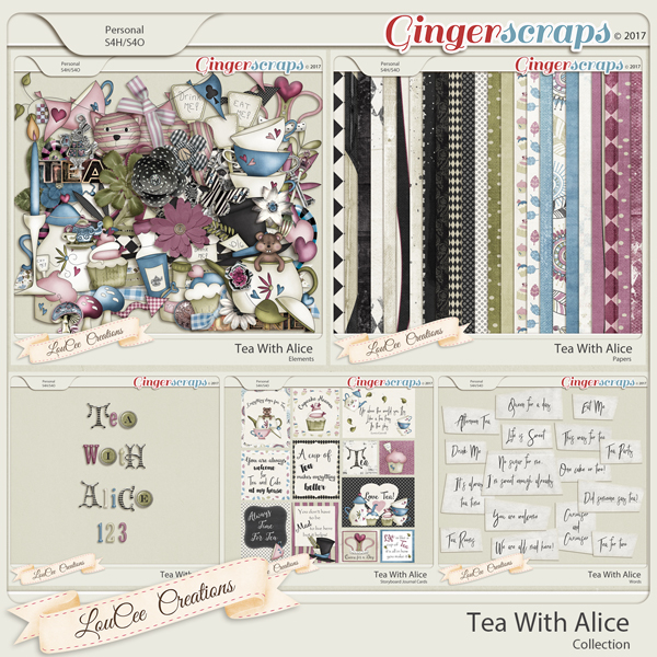 Tea With Alice Collection