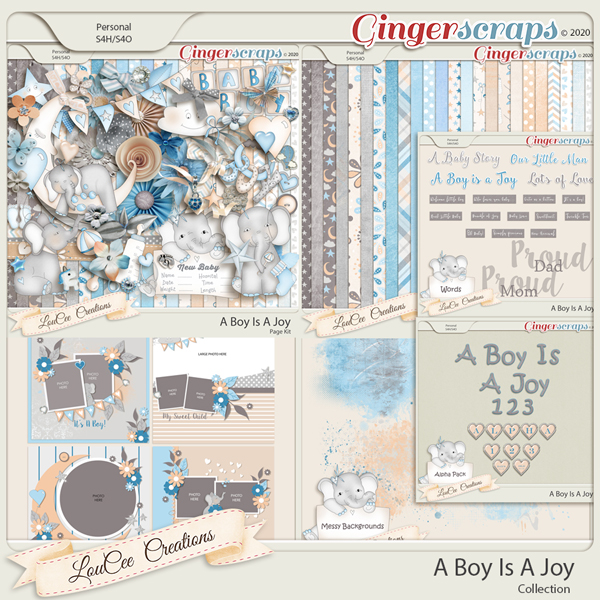 A Boy Is A Joy Collection
