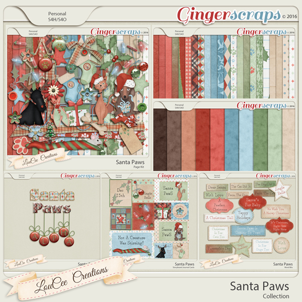 Santa Paws Collection
