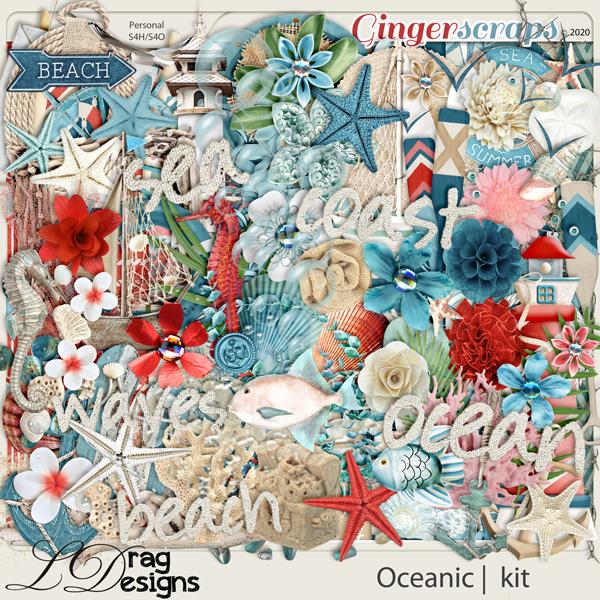 Oceanic by LDragDesigns