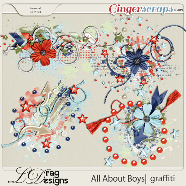 All About Boys: Graffiti by LDragDesigns