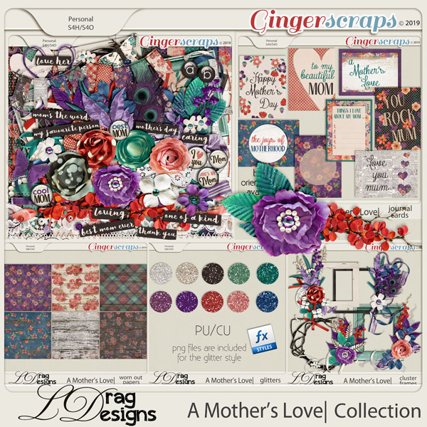 A Mother's Love: The Collection by LDragDesigns