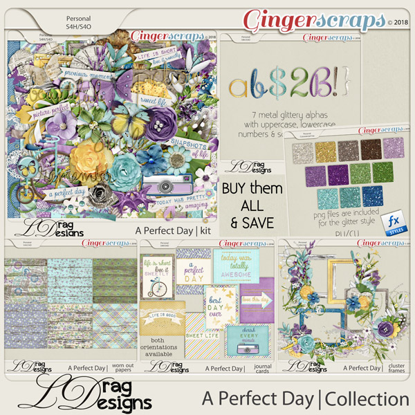 A Perfect Day: The Collection by LDrag Designs