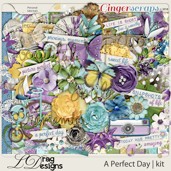 A Perfect Day by LDrag Designs