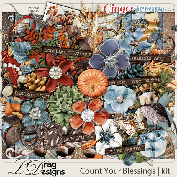Count Your Blessings by LDragDesigns