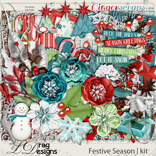 Festive Season by LDragDesigns