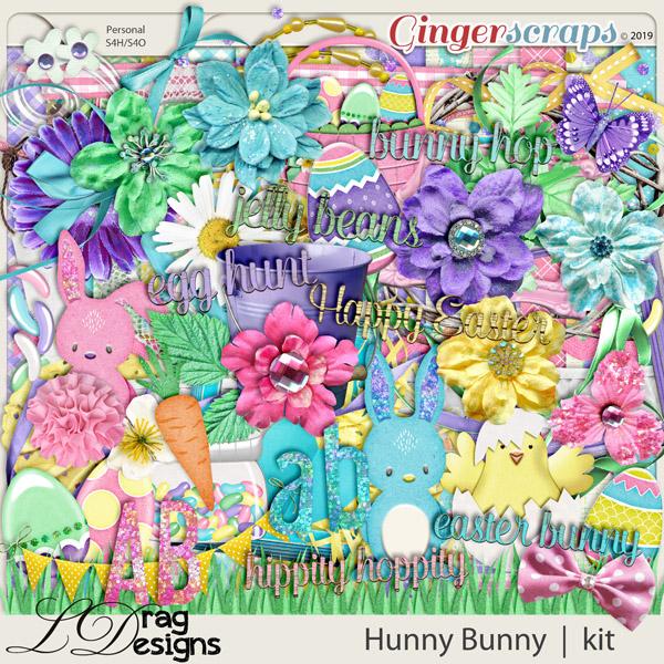 Hunny Bunny by LDragDesigns