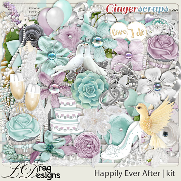 Happily Ever After by LDragDesigns