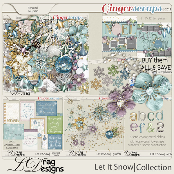 Let It Snow: The Collection by LDragDesigns