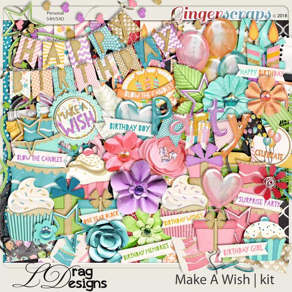 Make A Wish by LDrag Designs