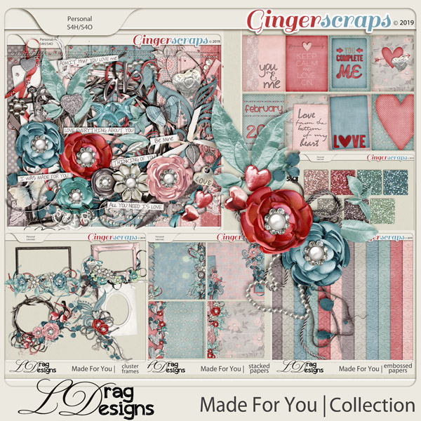 Made For You: The Collection by LDragDesigns