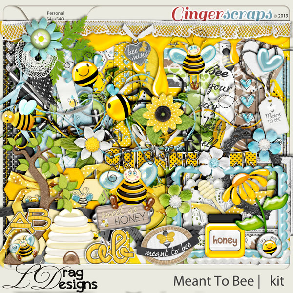 Meant To Bee by LDragDesigns