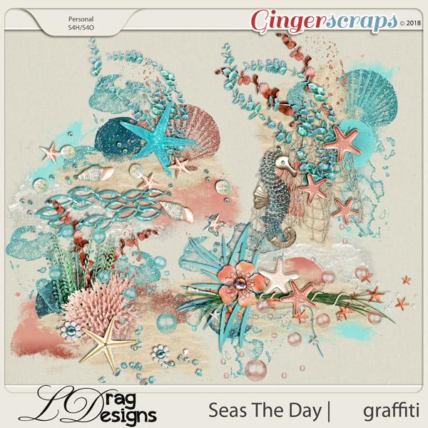 Seas The Day: Graffiti by LDrag Designs