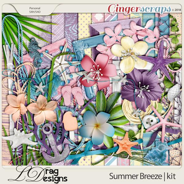 Summer Breeze by LDragDesigns