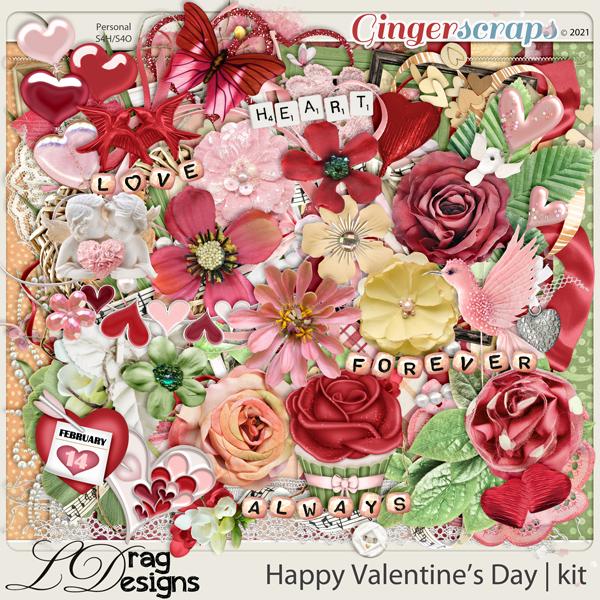 Valentine's Day by LDragDesigns