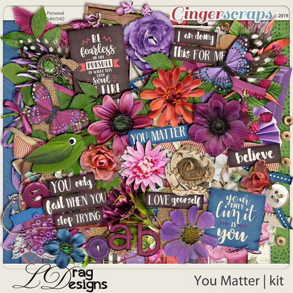 You Matter by LDragDesigns