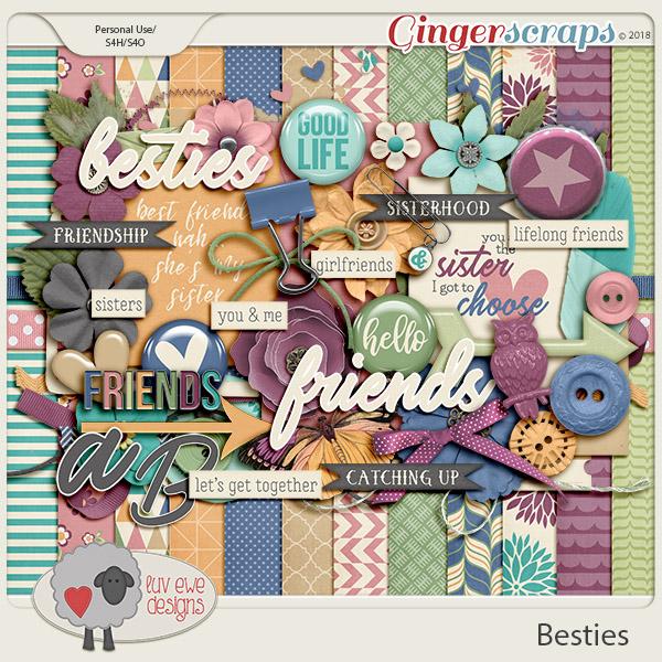 Besties by Luv Ewe Designs