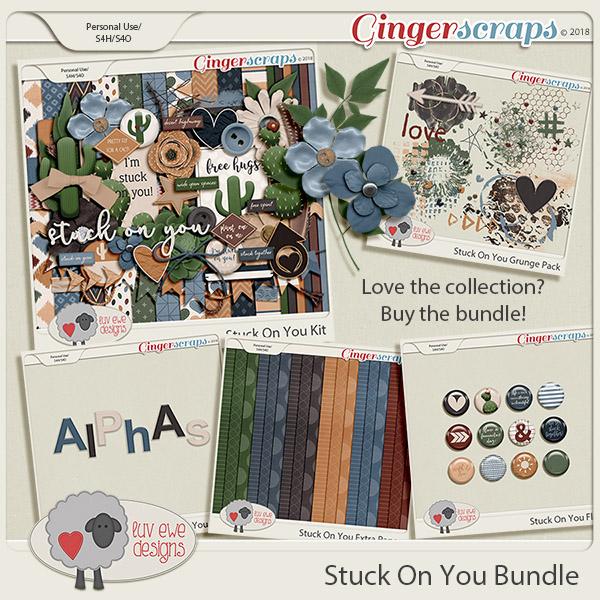 Stuck On You Bundle by Luv Ewe Designs