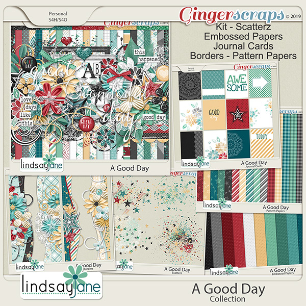 A Good Day Collection by Lindsay Jane