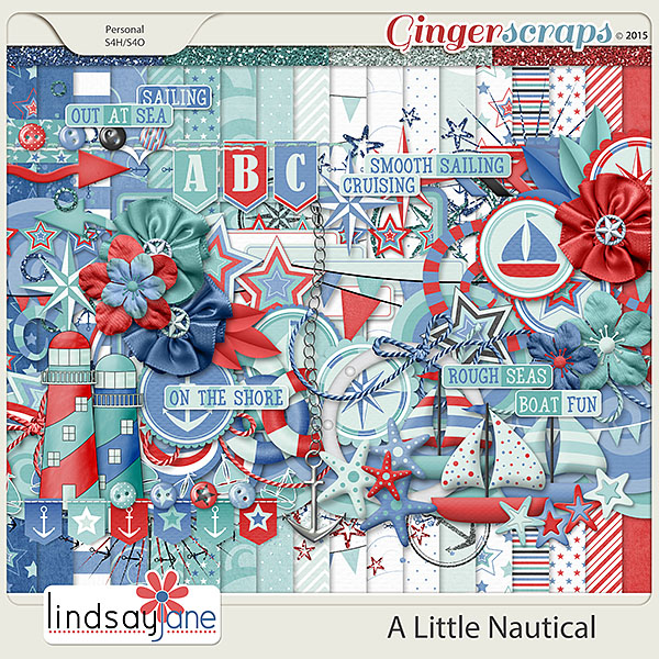 A Little Nautical by Lindsay Jane