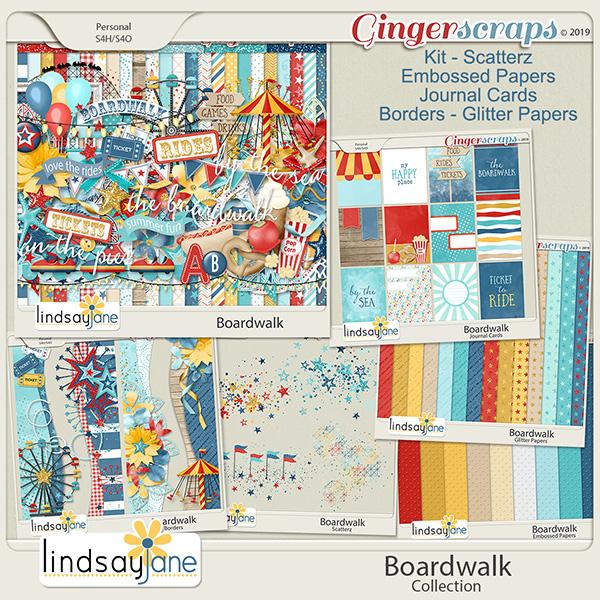 Boardwalk Collection by Lindsay Jane