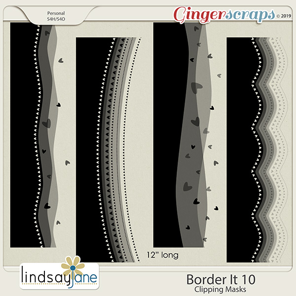 Border It 10 by Lindsay Jane
