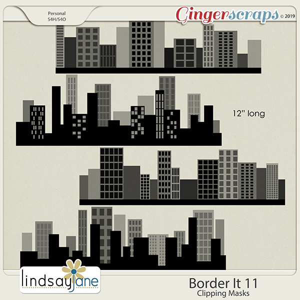 Border It 11 by Lindsay Jane