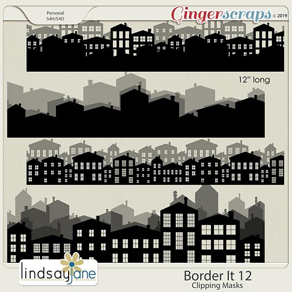 Border It 12 by Lindsay Jane