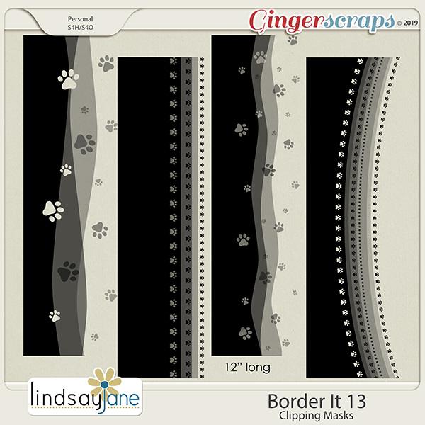 Border It 13 by Lindsay Jane