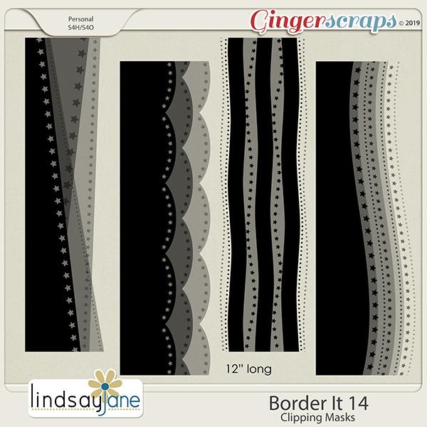 Border It 14 by Lindsay Jane