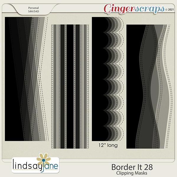 Border It 28 by Lindsay Jane