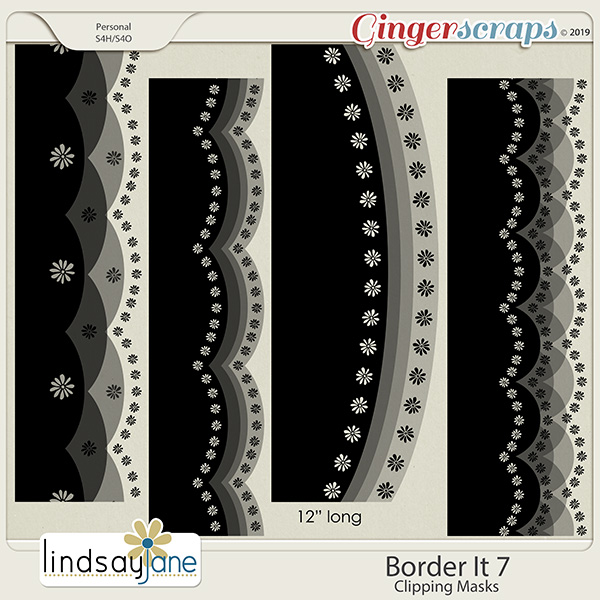 Border It 7 by Lindsay Jane