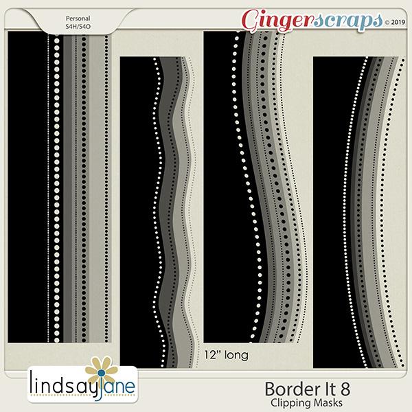Border It 8 by Lindsay Jane