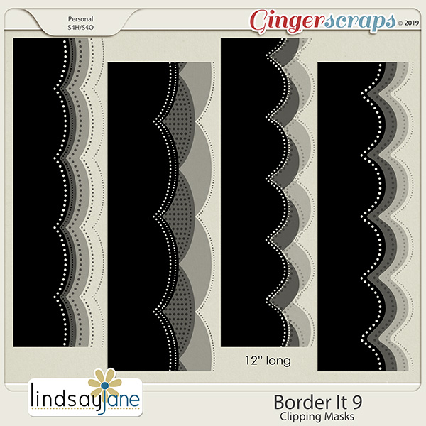 Border It 9 by Lindsay Jane