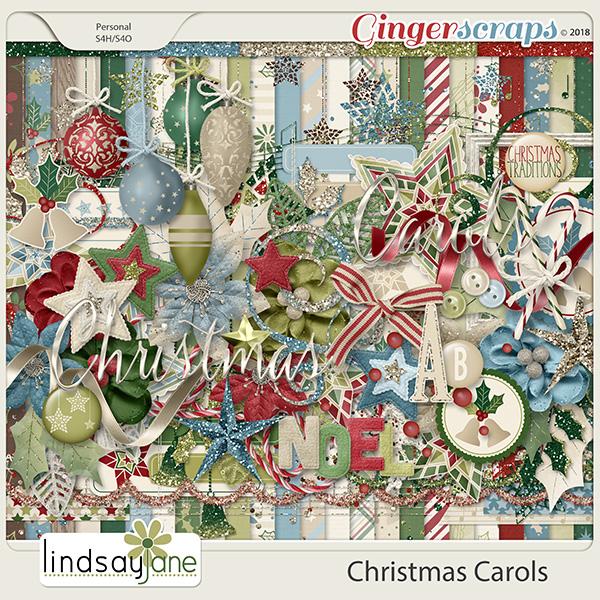 Christmas Carols by Lindsay Jane